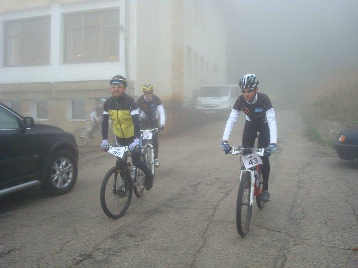 Велорали Узана 2010
